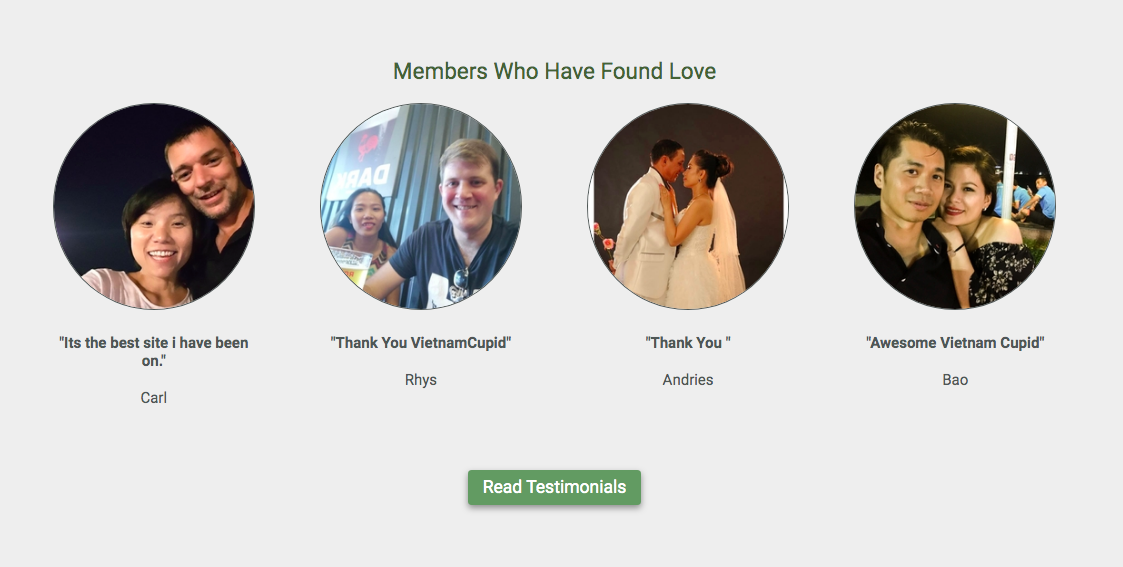 members who have found love VietnamCupid